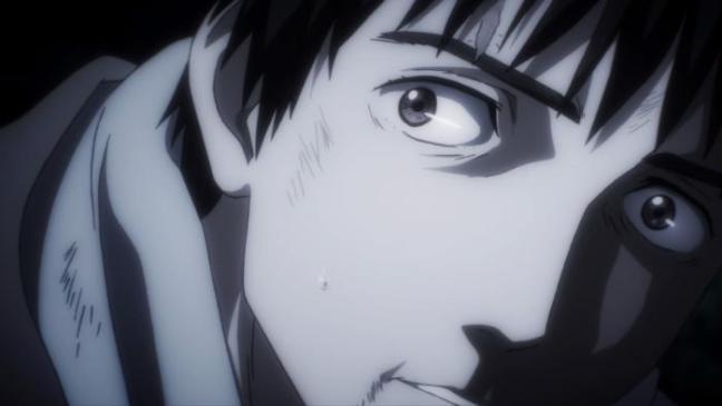 Shinichi vs Gotou Battle