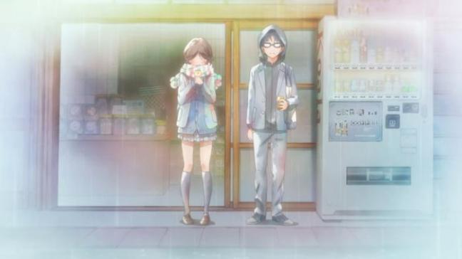 Tsubaki Confessing to Kousei