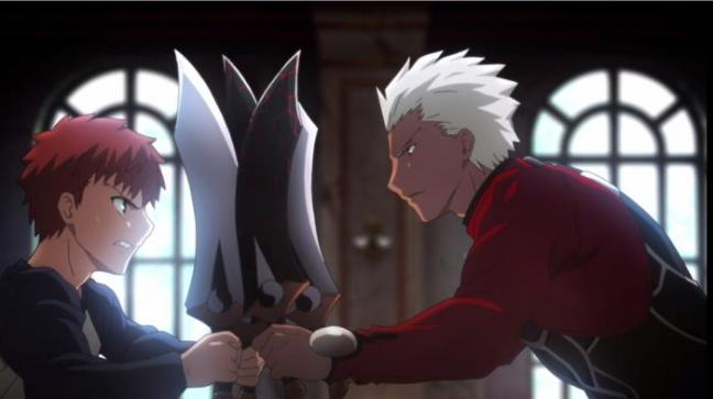 Unlimited Blade Works Episode 20 Review Archer vs Shirou