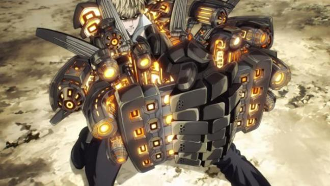 One Punch Man Ep 5 Discussion