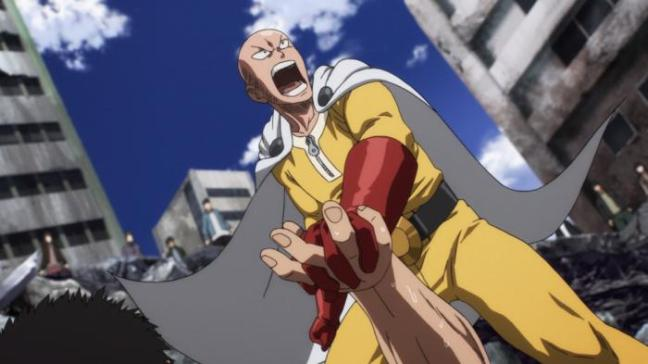 One Punch Man Anime Ep 7 Summary