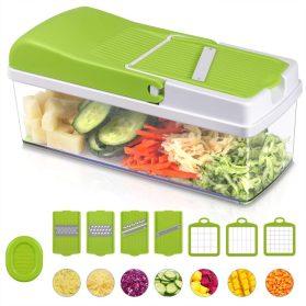 10 in 1 food slicer chopper nicer dicer, Best appliance for chopping vegetables