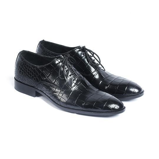 Boston-Black-Mens-Handmade-Oxford-Leather-Dress-Shoes-Pakistan-UK