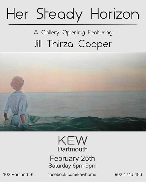 Her Steady Horizon – A Gallery Show