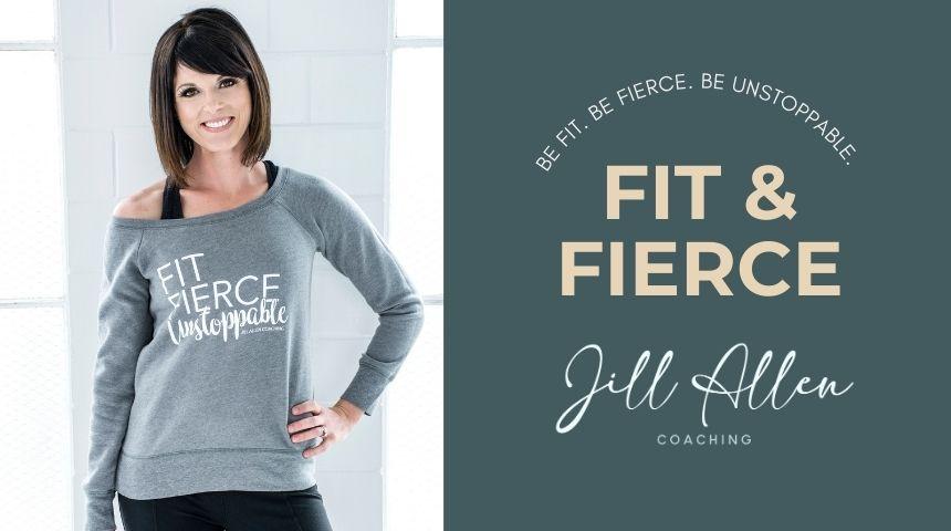 Be Fit and Fierce Membership