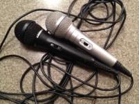 Karaoke mics
