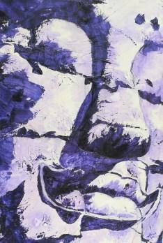Purple Buddha - Available