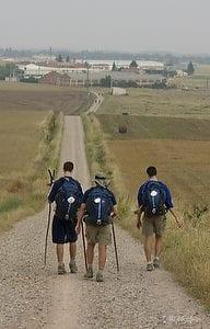 Pilgrims on the Way: Camino de Santiago de Compostela
