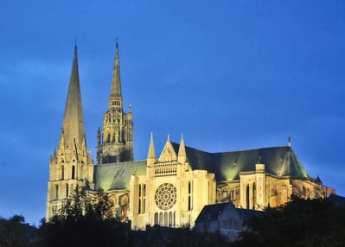 ChartresCathedralByJillKHGeoffrion