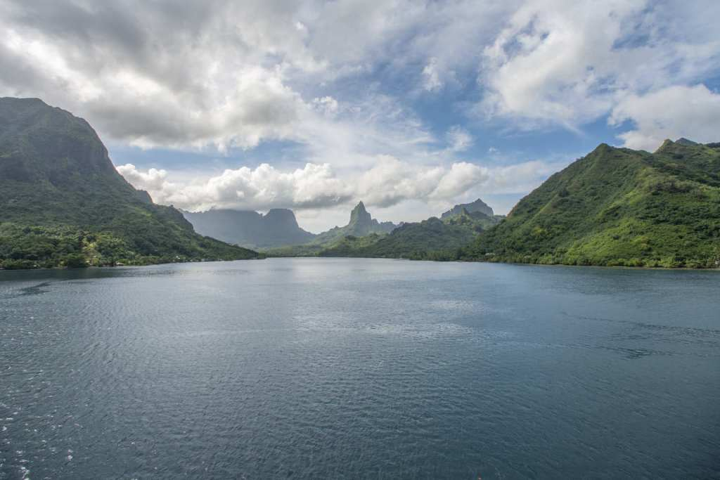 Moorea, French Polynesia photographed by Jill K H Geoffrion