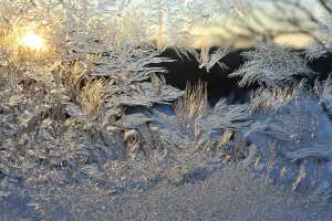 Ice Crystals photograph by Jill K H Geoffrion