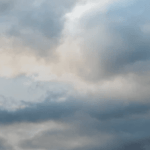 Clouds and Sky by Jill Geoffrion