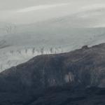 Hanging Glacier, Chile