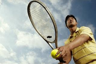 Tennis Elbow: Racquet Optional!