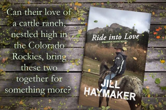 Aspen Ridge Ride into love