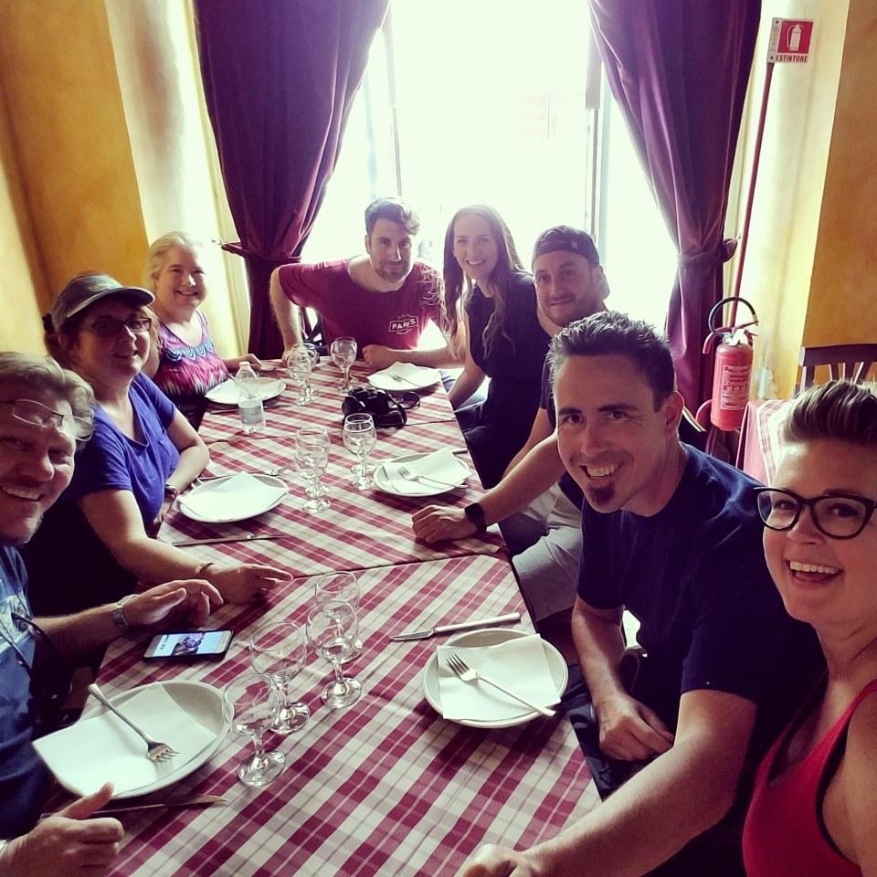 No Peas in Carbonara Rome Food Travel Food Tours