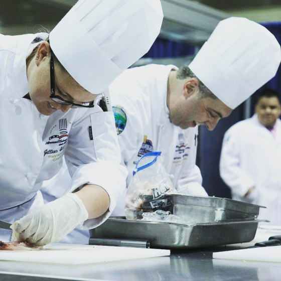 ACF Hot Food Team Competition- Nationals 2012