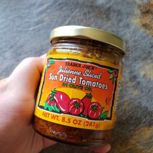 Trader Joe's sun dried tomato relish
