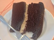 BEST CHOCOLATE CAKE EVER EVER EVER FROM CALEA