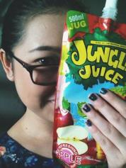The Dork gave me Jungle Juice & I was incredibly happy about it