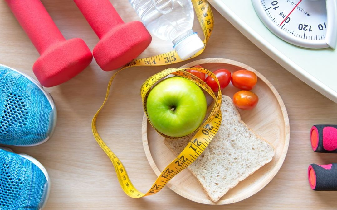 The Crazy-Busy Person's Guide to Losing Weight