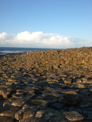The Causeway in the sunshine!!