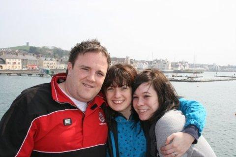 On the ferry to Portaferry!