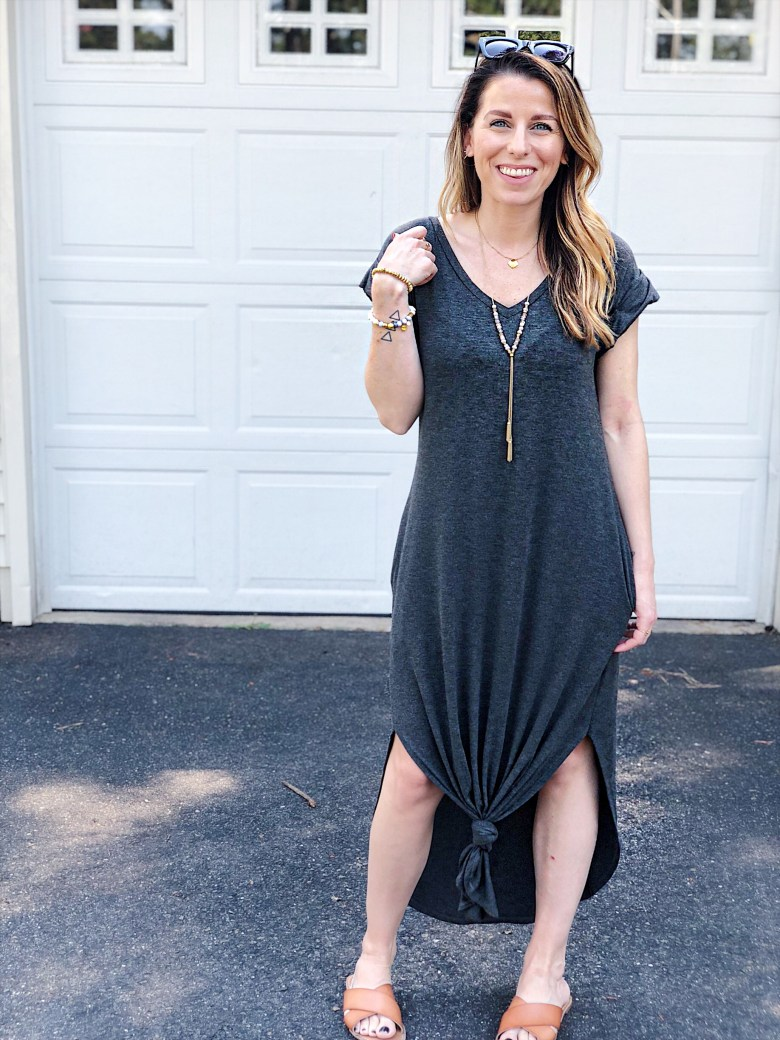 Forever 21 Knotted Dress