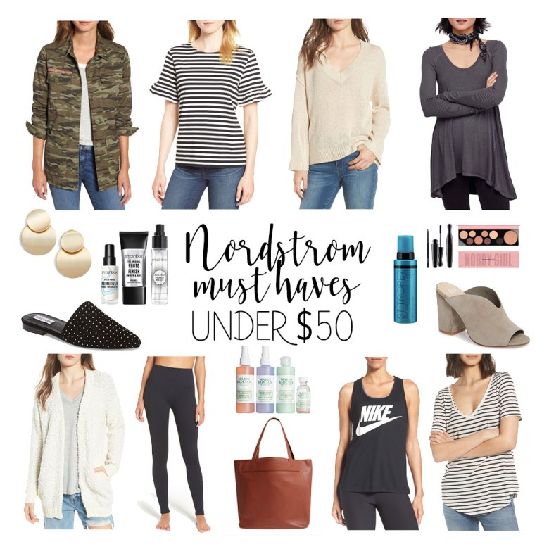 Nordstrom Anniversary Sale: Must Haves Under $50