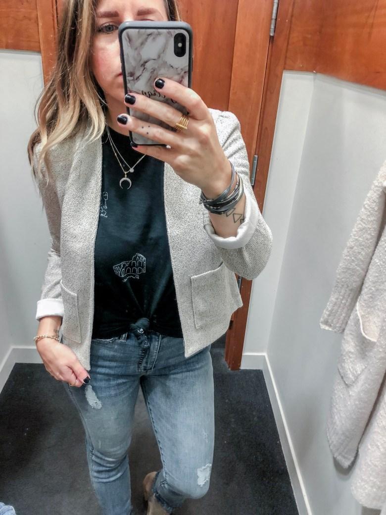 J.Crew 2018 Fall Collection 365 Boucle Blazer