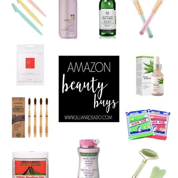 Amazon Beauty Finds Jillian Rosado