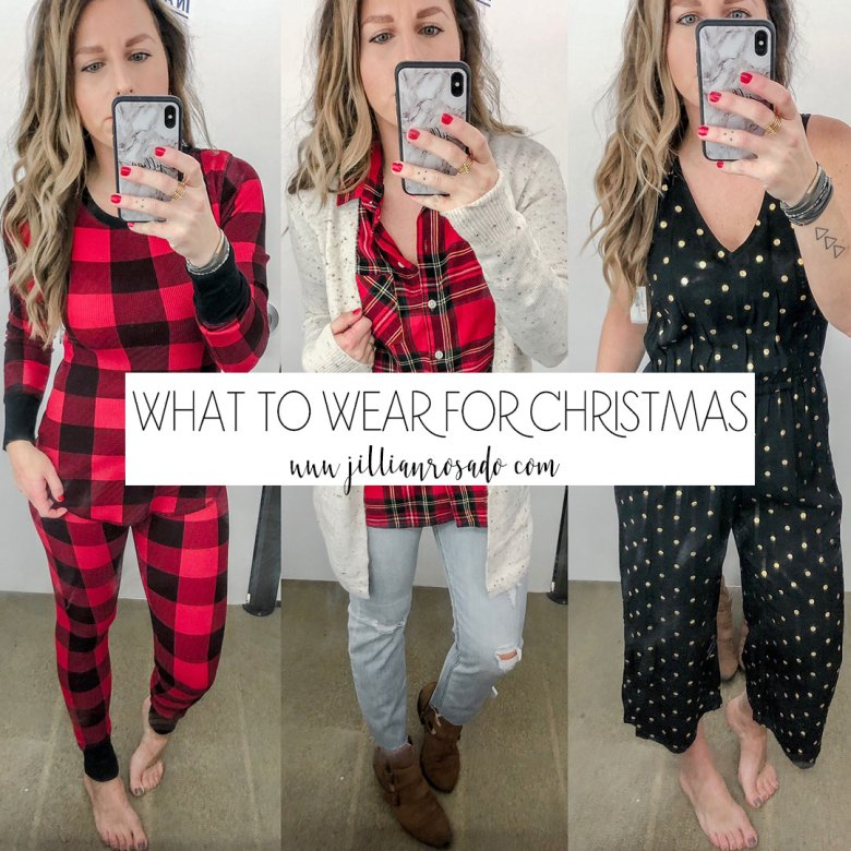 What To Wear For Christmas