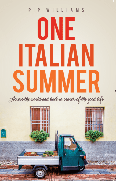 one italian summer cover