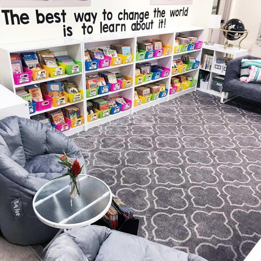 Classroom Library Organization: How should I set up my classroom library? Get MUST-READ ideas to organize and label your books, create an inviting space for your students, and fund your classroom library!