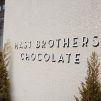 Out to Brooklyn for Mast Brothers Chocolate