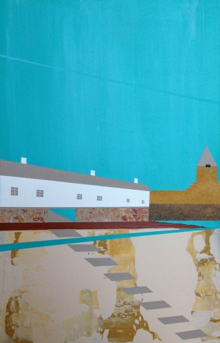 Stepping Stones, Anstruther - sold