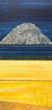 Berwick Law and oil seed rape - sold