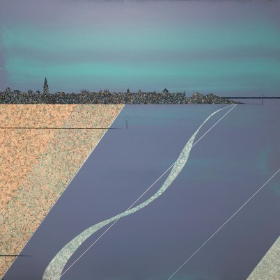 Portobello wave - sold