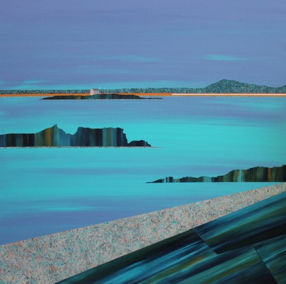 Largo Law and the old Granary, Elie - sold