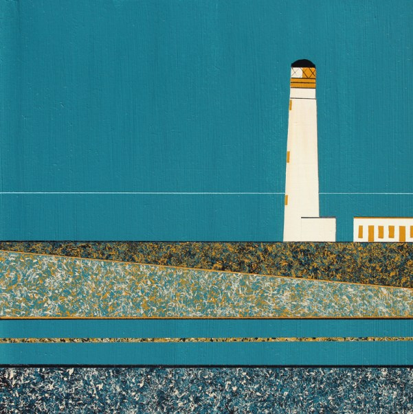 Barns Ness on a clear day - sold