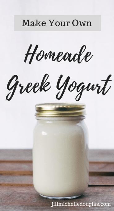 HomeadeGreek Yogurt