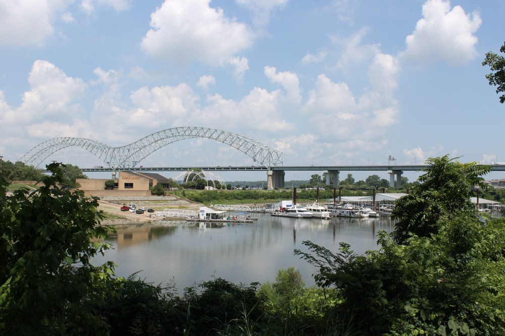 The Mighty Mississippi in Memphis