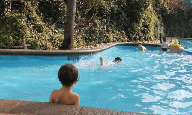 pool in Monterrey