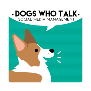 Dogs who Talk-Wht Background
