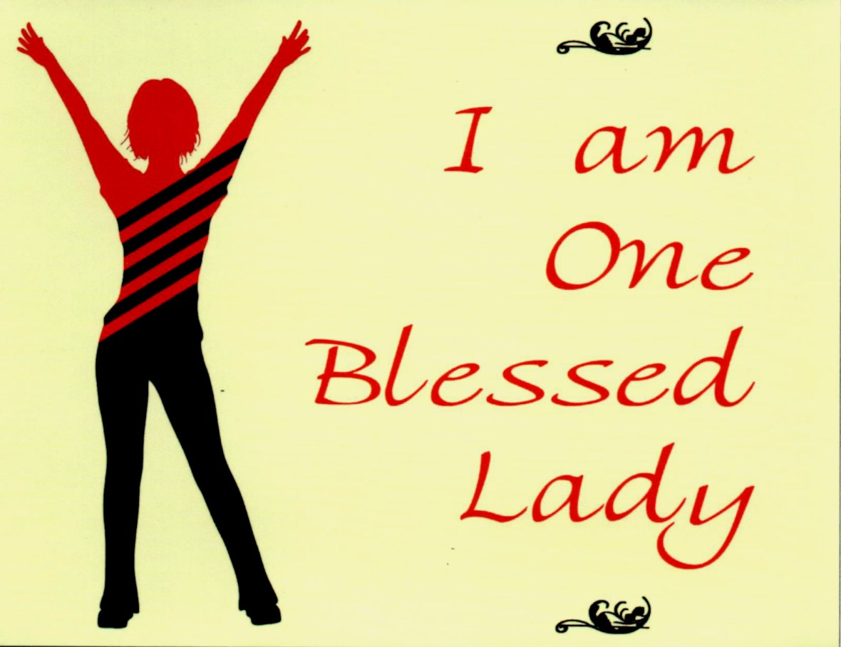 Courtesy: http://www.classicclosetclothing.com/wp-content/uploads/2013/04/one-blessed-lady.jpg