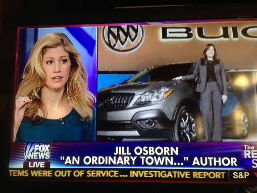 Jill on FOX with Gretchen Carlson, The Real Story