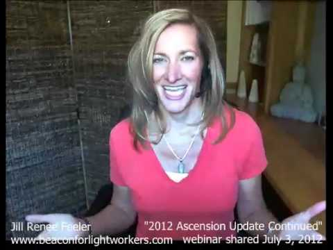 2012 Ascension Update from Metatron - Jill Renee Feeler ...