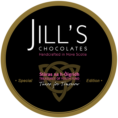 Jills Logo TOY Edition Black
