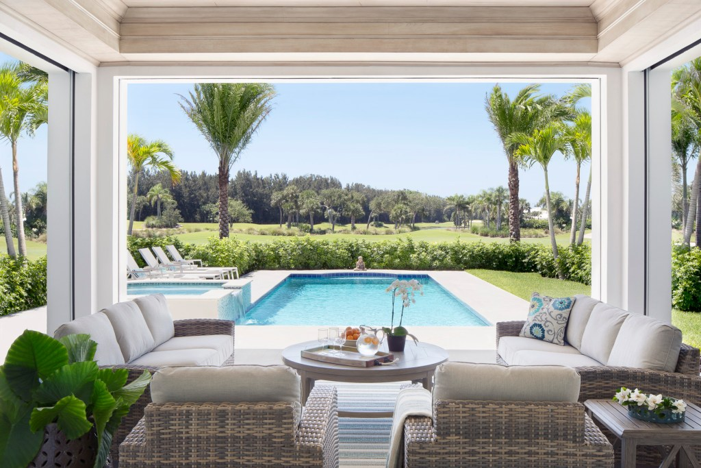 Outdoor Spaces Pool