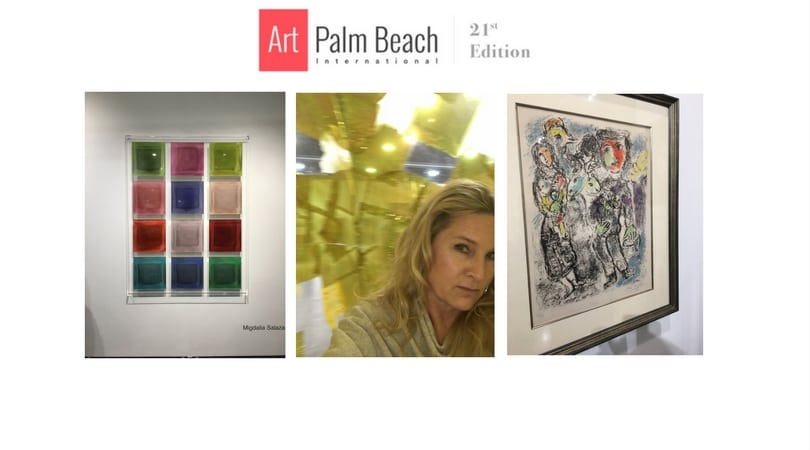 Art Palm Beach Jill Shevlin Design